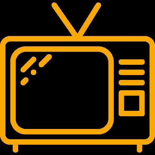 TV schermen voor presentaties