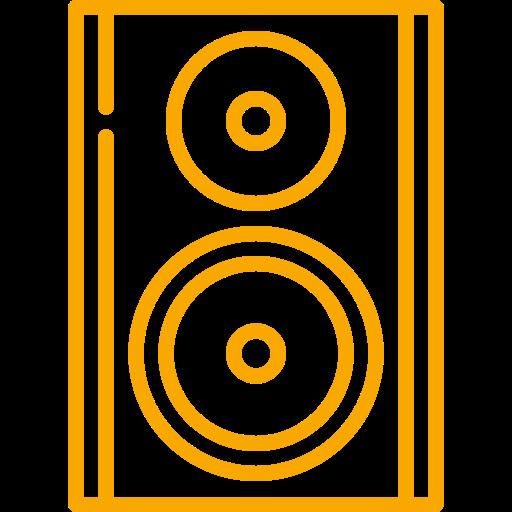 geluidsinstallatie