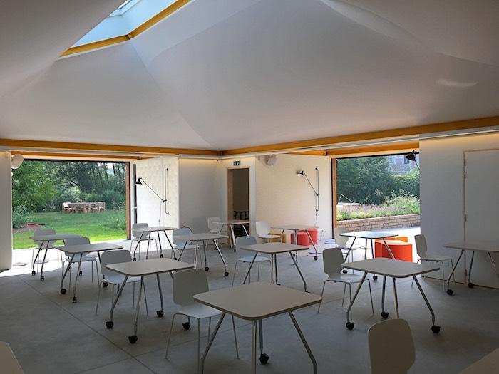 Corona-veilig vergaderen in Creative Wonderland