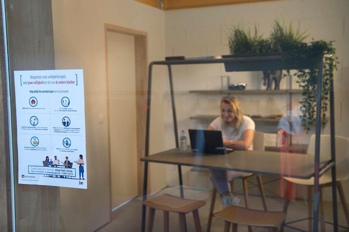 Vergaderzaal the office, ook beschikbaar als break-out ruimte